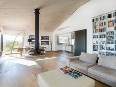 Modern Family Residence by Marga Rotger