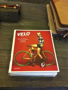 Cycling is hot - VOO Store Berlin Kreuzberg
