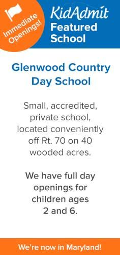 New openings at #SchoolOfTheDay Glenwood Country Day School in Woodbine