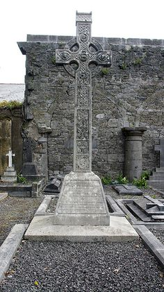 Celtic Cross, St Mary's Cathedral (Limerick Cathedral)