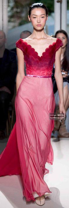 Beautiful Fairy Tale Dress - Georges Hobeika Fall Winter 2012-13 Couture