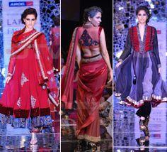 Manish Malhotra shows Bridal line at Lakme Fashion Week  Find Similar Exclusive Laces and fabrics @ www.lacxo.com