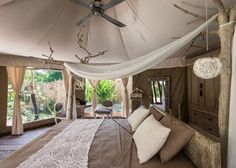 Sandat Glamping Tents | Hotels in Ubud | Audley Travel