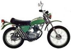 1970 Honda 100Cc Motorcycle | Honda SL100.....my first bike. Learn to ride in the swamps west of Ft. Lauderdale.