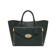 Mulberry - the willow in black