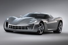 "7-2009-stingray-concept-front-side-view.jpg (640×426) Stalowoszara Corvette Stingray ..Przyneta"""