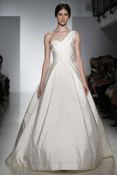 Amsale Bridal Spring 2014 - Slideshow - Runway, Fashion Week, Reviews and Slideshows - WWD.com
