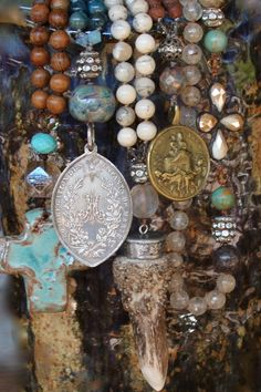 ❥ inspirational necklaces...