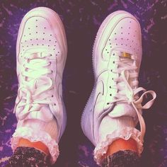 Fresh pair of my fave AF-1 👟💞