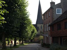 Horsham, West Sussex, England, the home of www.classic-bags.co.uk - Premier Handbag and Luggage Specialists.