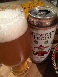 Saimaan Brewer's Special Joker Hop Ale Erä 8