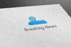 I just released Creative Breaking News Logo on Creative Market.
