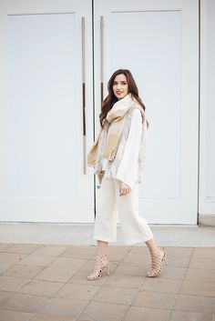 winter white outfit inspiration by M Loves M