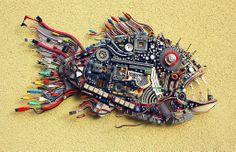 Cyber Fish. Cool idea.