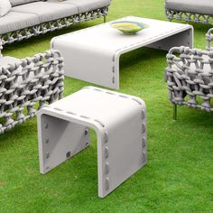 Designer gartenmobel kenneth cobonpue m belideen for Chaise yoda