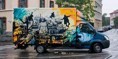 Gatekunst i Oslo – kart med de beste veggmaleriene og graffitiområdene Oslo, Best Street Art, Interactive Map, Urban Art, Graffiti, Image, Alice, Travel, Art