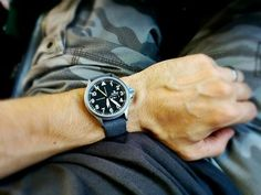 Hodinky a nylónové remienky (Nato, Zulu, Perlon) - Stránka 3 - Všeobecná diskusia o hodinkách - HODINKOMANIA.SK