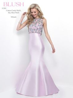 Blush by Alexia 11203 The fabric in this Blush Prom style is Mikado Blush Prom Dress, Blush Dresses, Mermaid Prom Dresses, Pageant Dresses, Homecoming Dresses, Evening Dresses, Formal Dresses, Wedding Dresses, Prom Dreses