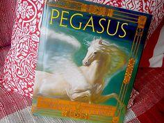 Livro Pegasus: http://www.anjosnet.com.br/dica-livro-pegasus/ #pegasus #pegaso #books #livros #mitologia
