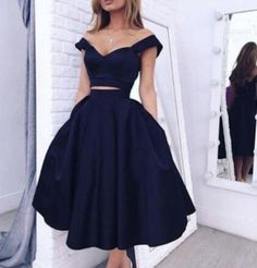 Off the shoulder A-Line Homecoming Dress,Short Prom Dresses,Cocktail Dress,Homecoming Dress,Graduation Dress,Party Dress F103
