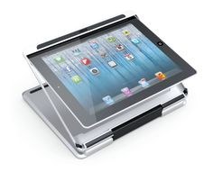 You bought an iPad, but sometimes you wish you had a MacBook. Settle for a MacBook look-alike when you dock your iPad into the CruxSkunk keyboard. http://cnet.co/NXF45l