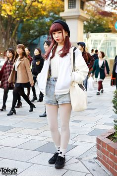 Mimi, 19 years old, Zipper Magazine model