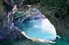智利 巴塔哥尼亞 石窟