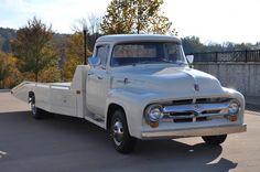 1956 Ford F6 custom hauler - 460 auto