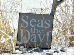 Seas the Day. beachgrassshop.com, Kennebunkport ME