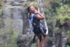 I conquered my fear!