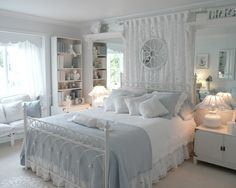 French Bedroom Interior