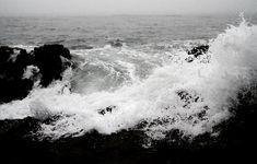Waves crash   The North Realm