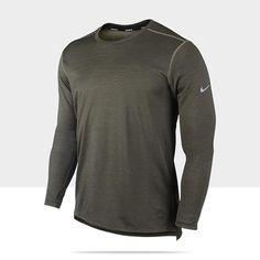 Nike Wool Men's Running Crew Sequoia/Silver Sage $80 [BOUGHT]