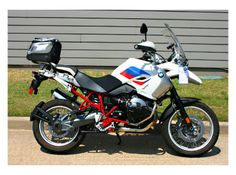 2012 BMW R1200GS Rallye 110693384 large photo