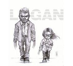 Logan fanart by tontentotza
