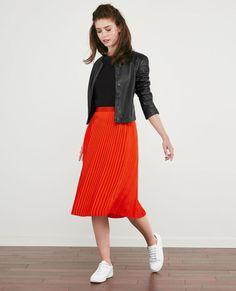 Nuevo en tienda: falda de Comptoir des Cotonniers