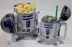 R2 D2 Cinema companion! These are the droids you are looking for ;)