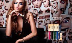 Mascara colorati YSL Vinyl Couture: ecco tutti i colori! - http://www.beautydea.it/ysl-vinyl-couture-mascara-colorati/ - Arrivano i Vinyl Couture Mascara Yves Saint Laurent. Sono 9 mascara colorati e scintillanti!