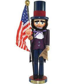 Steinbach Abraham Lincoln Nutcracker