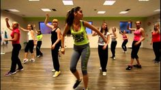 How To Lose Belly Fat The Fastest - Zumba Dancer Workout For Beginners Step By Step Zumba Videos, Dance Videos, Workout Videos, Toning Workouts, Easy Workouts, Dancer Workout, Cardio Dance, 30 Minute Cardio, Zumba Routines