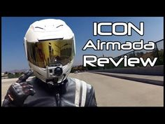 ▶ Icon Airmada Helmet Review - YouTube