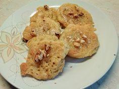 Φτιάχνουμε νηστίσιμες τηγανίτες για μικρούς και μεγάλους!!! Pancakes, Oatmeal, Sweets, Cookies, Breakfast, Desserts, Recipes, Yum Yum, Youtube