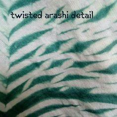 """Geckoshibori: """"Twisted arashi style is now available on the arashi bandana listing on my etsy shop"""""""