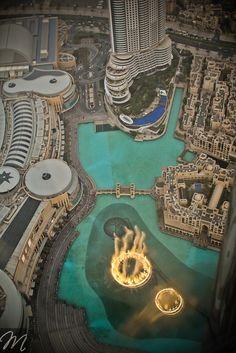 At the Top Burj Khalifa #atthetop