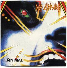 """""""Animal"""" - Def Leppard"""