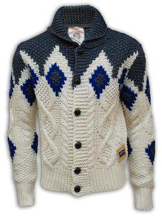 Men's Knit Diesel Sweater