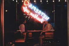 Cofee Shop, Neon Signs, Concert, Concerts