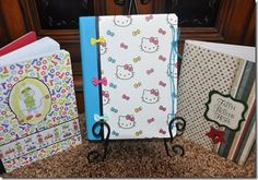 Decorated Composition Notebooks - Huntsman Cancer Institute needs more of these for their patients. Let's get started now for the March 28-29, 2014 show!