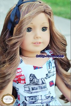 Gorgeous American Girl Doll Custom Isabelle Palmer Goty with new Marie Grace Wig American Girl Doll Room, Custom American Girl Dolls, American Girl Clothes, Custom Dolls, Boy Doll, Girl Doll Clothes, Our Generation Dolls, Doll Wigs, Girl Outfits