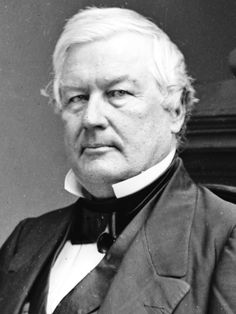 July 10, 1850: Millard Fillmore is sworn in as the 13th president of the United States following the death of Zachary Taylor.